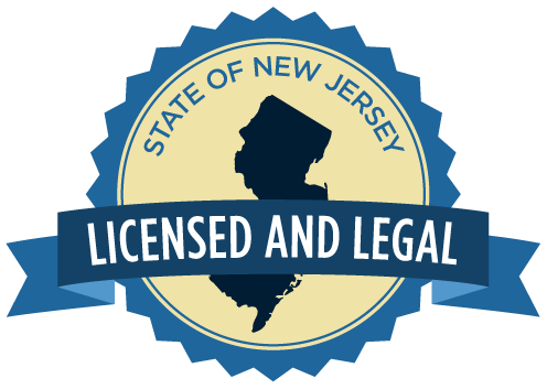 Legal and Licensed NJ Online Casino