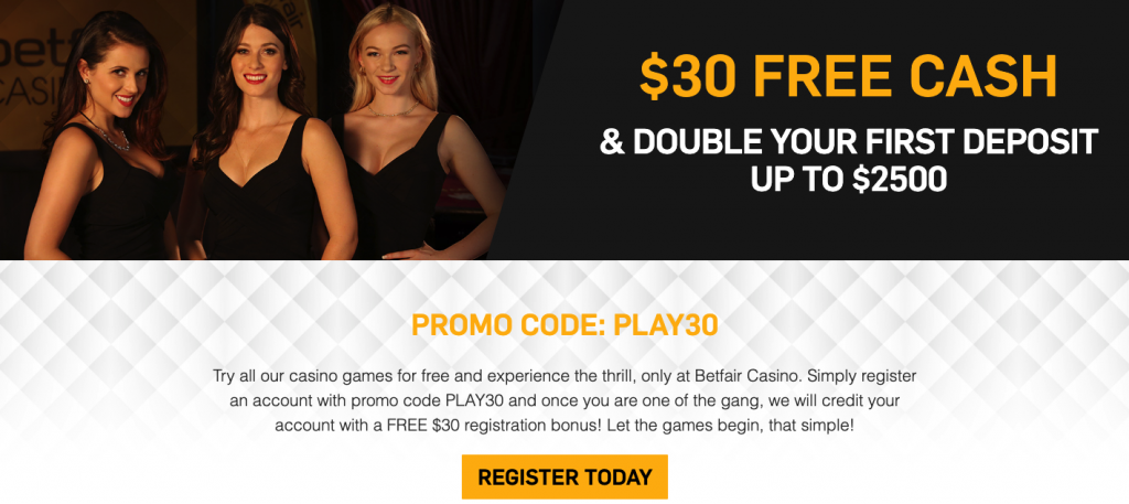 Betfair Casino NJ Promo Code