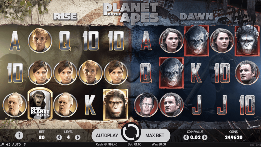 planet of the apes nj casino slots
